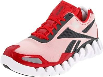 Reebok Men's Zigpulse II Running Shoe,RBK Red/White/Black,7 M US