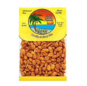 Island Snacks Peanuts Chile 75-ounce Pack Of 6 from Island Snacks