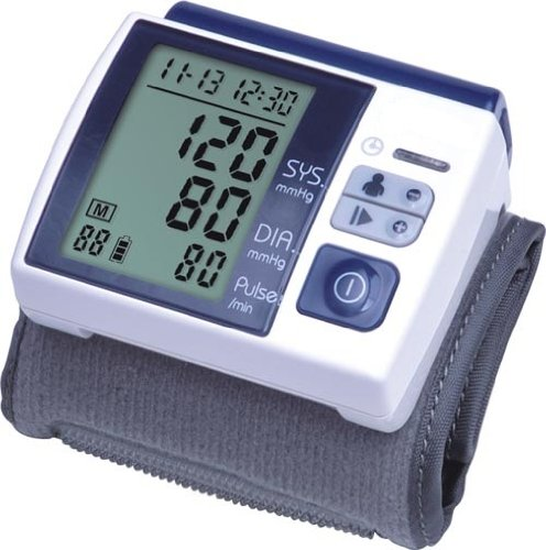 Cheap Blood Pressure Monitor Wrist Type (WA200)