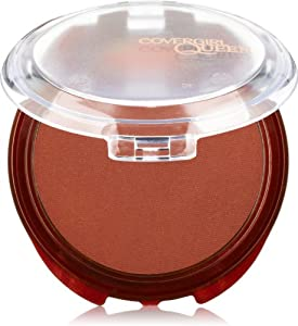 CoverGirl Queen Collection Natural Hue Mineral Bronzer ebony bronze 120, 0.39 Ounce Pan