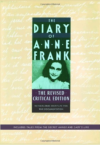 The Diary Of Anne Frank: The Revised Critical Edition front-653888