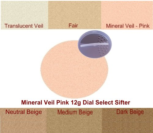 Watts Beauty Mineral Veil Huge 12g Sifter