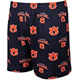 Picture Of NCAA Auburn Tigers Supreme Men's Boxers, Navy, Small