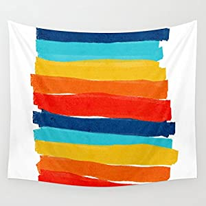 Amazon.com : Society6 - Riscos 41 Wall Tapestry by Alexandre Reis