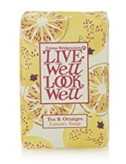 Emma Bridgewater Tea & Oranges Soap 150g