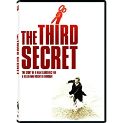 The Third Secret [Blu-ray]