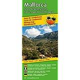 Wanderkarte /Hiking Map Mallorca - Serra de Tramuntana Nord /North: Mit Mountainbike-Touren, wetterfest, reissfest, abwischbar, GPS-genau. 1:25000
