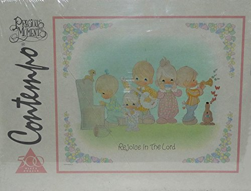Precious Moments Rejoice in the Lord Family Band Puzzle