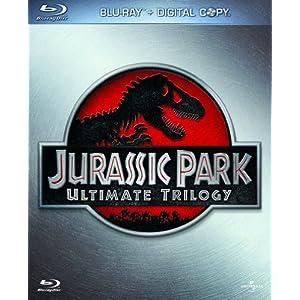 ジュラシック・パーク アルティメット・トリロジー  [Blu-ray] (Amazon)