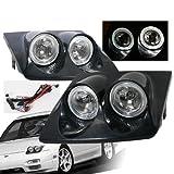 89-94 Nissan 240SX S13 Dual Halo Conversion Headlights