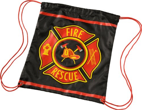 Aeromax Firefighter Drawstring Backpack