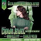 The Crown Jewel Mystery: A Sherlock Holmes and Lucy James Mystery, Book 4 Hörbuch von Anna Elliott, Charles Veley Gesprochen von: Simon Prebble