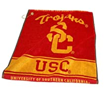 NCAA Southern California Woven Team Golf Towel