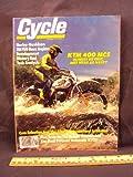 1978 78 October CYCLE Magazine  Features  Road Test on KTM 400 MC5  Kawasaki KE 125 A5    Suzuki RM125C    Harley   Davidson XR750