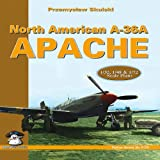 Image of North American A-36A Apache (Yellow (MMP Books))