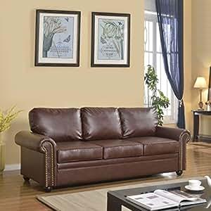 Amazon.com - Exclusive Divano Roma Furniture Signature