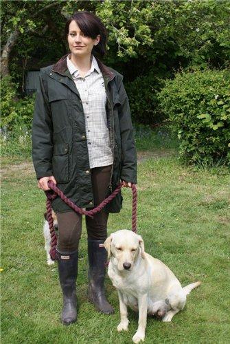 Jack Murphy Midleton Ladies Wax Jacket Evergreen 18