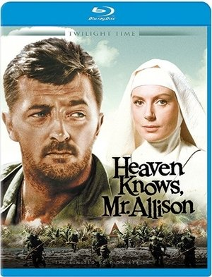 Heaven Knows, Mr. Allison - Twilight Time [Blu-ray]