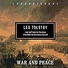 War and Peace Hörbuch von Leo Tolstoy Gesprochen von: Frederick Davidson