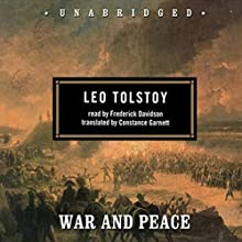 War and Peace | Livre audio Auteur(s) : Leo Tolstoy Narrateur(s) : Frederick Davidson