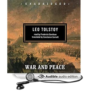 War and Peace [Frederick Davidson] - Leo Tolstoy