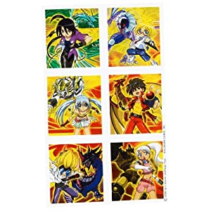 Bakugan Stickers