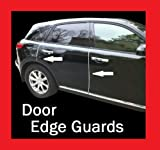Smart Car Chrome Door Edge Guard Trim Molding All Models D.I.Y. Kit