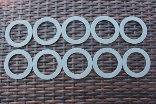 Blendin 10 Piece Blender Gasket Seal Ring, Fits Oster (Osterizer Seal Ring compare prices)