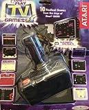 Atari 2600 Joystick TV Plug And Play Home Video Game System