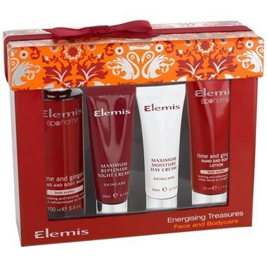Elemis Energising Treasures Face and Bodycare Gift Set