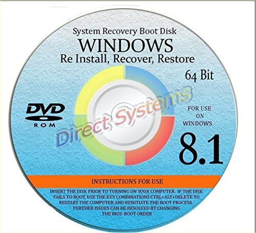 NEW WINDOWS 8.1 ANY Version 64 Bit
