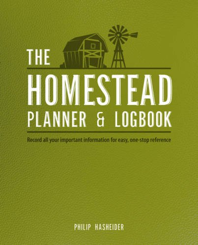 The Homestead Planner & Logbook: Record All Your Important Information for Easy, One-Stop Reference (Chicken Tractor Book compare prices)