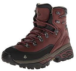 Vasque Women\'s Eriksson Gore-Tex Hiking Boot,Red Mahogany/Jet Black,8 M US