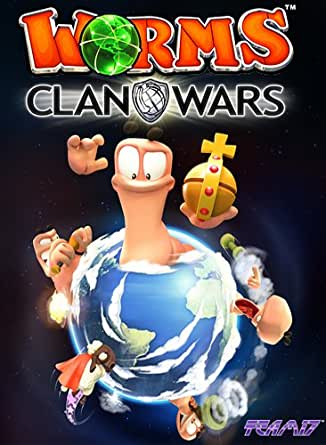 Worms Clan Wars [Online Game Code]