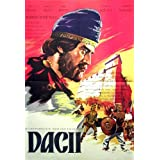 Dacii Movie Poster (11 x 17 Inches - 28cm x 44cm) (1967) Romanian Style A -(Zheng Xu)(Shan Cong)(Bingbing Fan)...