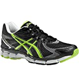 Asics GT- 2000 Black Grey Green Men Running Shoes Solyte Dynamic Duomax
