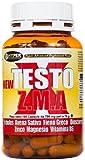 1 Flasche mit 200 Tabletten 260 gr Nahrungsergänzungsmittel, um die Erholung der Muskeln mit zu unterstützen: BCAA , Essentielle Aminosäuren (Phenylalanin, Isoleucin, Leucin, Methionin, Threonin, Tryptophan, Valin), Glutamin , Arginin , HMB, Acetyl L-Carnitin , Phosphatidylserin, Tribulus Terrestris, Discorrea Yam, Hay Griechisch , Zink, Magnesium, Vitamin B6 Body Building Radfahren