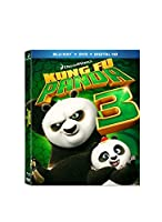 Kung Fu Panda 3 [Blu-ray + Digital HD] by 20th Century Fox
