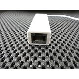 アンドロイドタブレット miniUSB B端子→有線LAN 変換