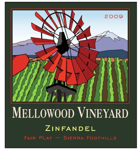 2009 Mellowood Zinfandel 750 Ml