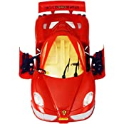 Funny Bunny Musical Antiterrorism Car With Working Headlights & Opening Boot Toy Gift For Kids