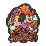 ディズニーハロウィーン2015 ミッキーマウス ミニーマウス マグネット 磁石【東京ディズニーシー限定】ハロウィン