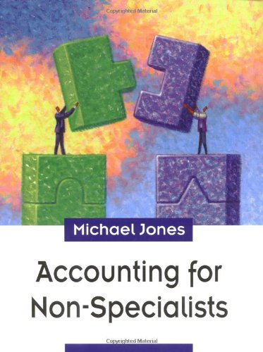 Accounting for Non Specialists