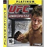 UFC Undisputed 2009 - platinum
