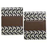 ORLA KIELY ROTATING FOLIO CASE FOR IPAD 2 /3 IPAD 4 RETINA DISPLAY NEW-BIRDWATCH