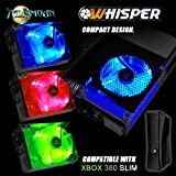 WHISPER SLIM – Replacement Cooling Fan for your XBox 360 Slim