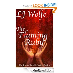 The Flaming Ruby – novel