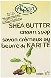 Alpen Secrets Shea Butter Moisturizing Soap, 5-Ounces Boxes (Pack of 24)
