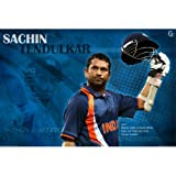 Sachin Tendukar - 200 Runs In An ODI (30.48 Cm X 45.72 Cm)