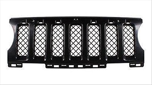 OE Replacement Jeep Patriot Grille Molding (Partslink Number CH1210110) (2014 Jeep Patriot Grill Insert compare prices)